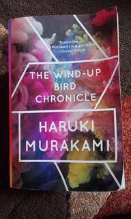 (Free Ongkir) Haruki Murakami The Wind-up Bird Chronicle English Version by Vintage International