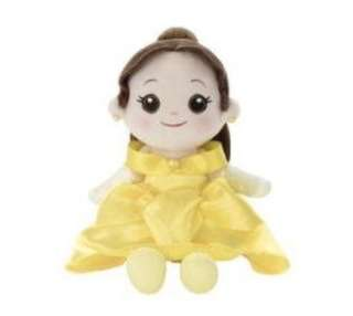 Disney Plush-Beans Beauty and the Beast Belle