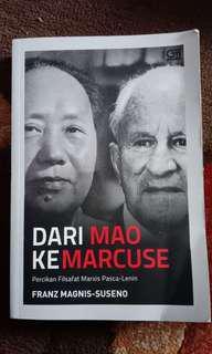 Dari Mao ke Marcuse oleh Franz Magnis-Suseno