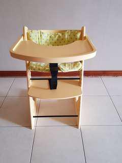 Stokke alike Baby high chair