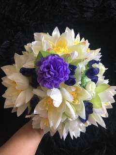 Hand bouquet / bunga tangan
