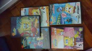 Sponge Bob dvd