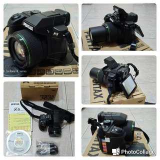 🚚 Pentax X-5 超廣角22mm~580mm