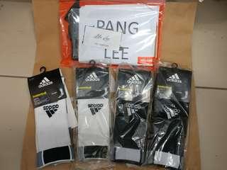 Adidas climalite basketball socks 籃球 襪