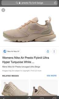 Nike Fly Presto