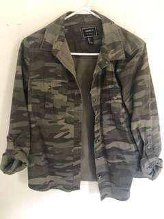 Large Army Jacket