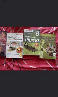 Grade 8 Books (P200-250)