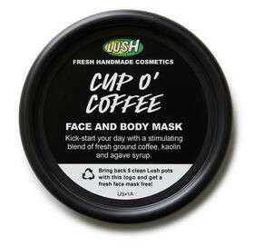Lush Fresh Face Mask