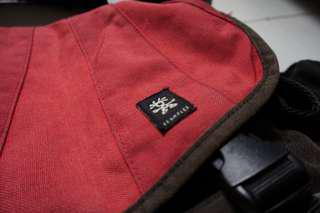 Crumpler Barney Rustle Messenger Bag
