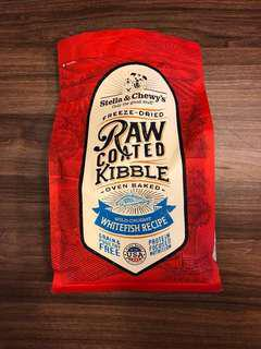 🚚 Stella & Chewy's Raw Coated Kibble - 3.5 pounds