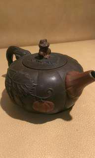 🚚 早期紫砂壺
