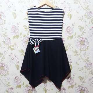 #MauCoach dress pipin anak perempuan 4-5th