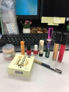 $70 Makeup Set化妝品護膚品10件套