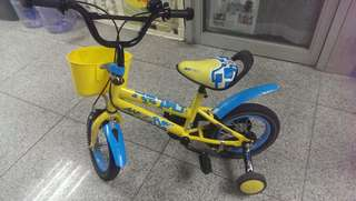 Bicycle for kids - 75%New