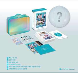 (SHARE EMS INCLUDED) Wanna One Summer Package