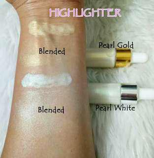 Organic Liquid highlighter