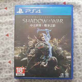 BD PS4 Shadow of War Reg 3