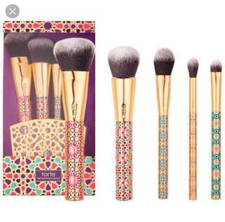 Tarte Brush Set Limited Edition