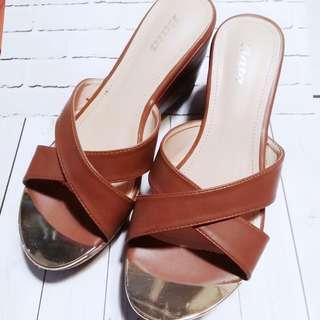 Brown Wedges 7cm