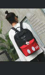 Micky mouse backpack