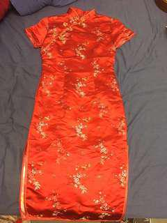 Traditional Qipao