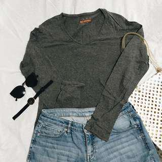 Zara basic sweatshirt