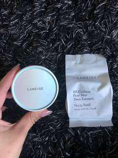 Landing BB cushion pore blur