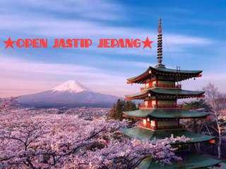 OPEN JASTIP JEPANG