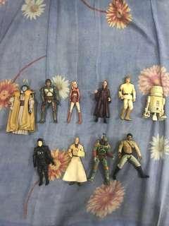 Star Wars Action Figures sold separately SALE