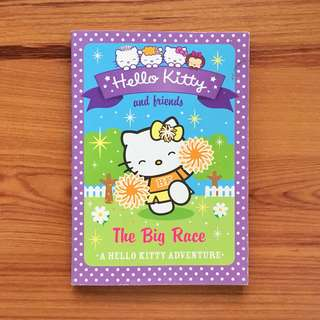 Hello Kitty and Friends: The Big Race