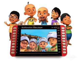Mp4 player kids learning