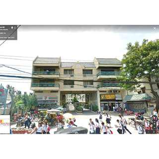 For Sale Foreclosed Condo Unit in East Mansion Elisco Rd Pateros Manila