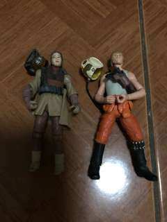 Authentic Star Wars figure sold separately