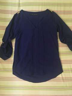 3/4 Sleeved Zara Blouse