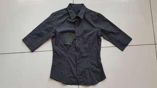 Padini female formal working shirt