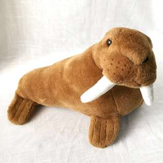 Walrus Stuffed Toy