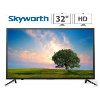 "32"" HD Ready LED TV - 32W4 ; HDMI x2, USB MOVIE, VGA for PC"