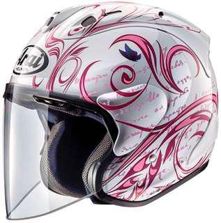 Arai Ram 5 Style Pink