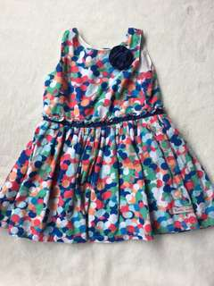 Robby Rabbit Floral Dress