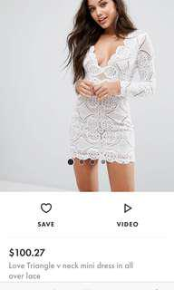 Brand new ASOS dress