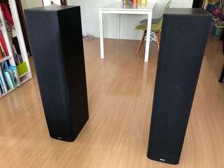 B&W DM603 S3 座地喇叭 floor speaker