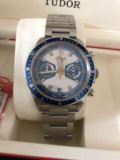 Tudor 2017 藍面蒙地卡羅計時手錶