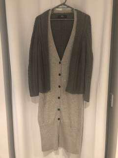 Initial Cardigan Jacket