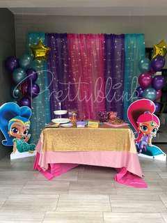 [SETUP] Theme Party Setup✨💕🎉