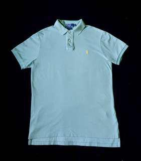 Authentic Ralph Lauren Custom Fit Mesh Polo