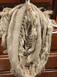 Seed scarf/snood