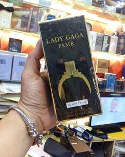Lady Gaga Fame Black Fluid