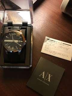二手男錶AX2101