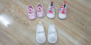 BUNDLE! Preloved Baby shoes