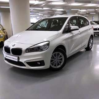 BMW 218iA Active Tourer 2014/2015